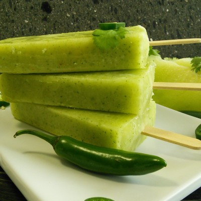 Spicy-Hot Honeydew